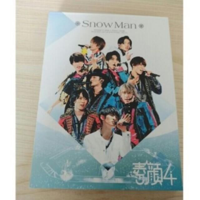 素顔4 Snow Man盤 エンタメ/ホビーのDVD/ブルーレイ(ミュージック)の商品写真