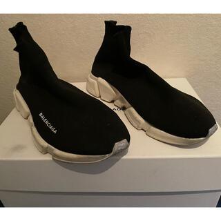 Balenciaga - バレンシアガ スピードトレーナー 黒 サイズ41(26cm〜27cm)相当