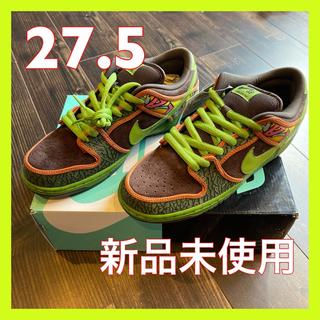 ナイキ(NIKE)の【新品未使用】27.5㎝ NIKE DUNK LOW DLS SB QS(スニーカー)