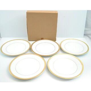【未使用品】ノリタケ BARMORAL バルモラル プレート皿5枚セット
