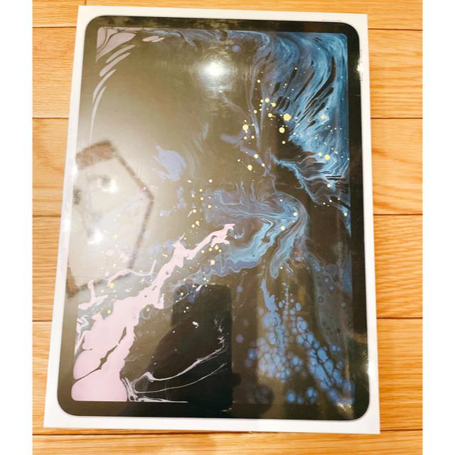 Apple(アップル)の(新品未開封) iPad Pro 11 512GB スマホ/家電/カメラのPC/タブレット(タブレット)の商品写真