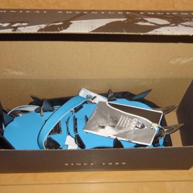 ●CAMP ストーカーNBステップイン 12本爪 カンプ● スポーツ/アウトドアのアウトドア(登山用品)の商品写真