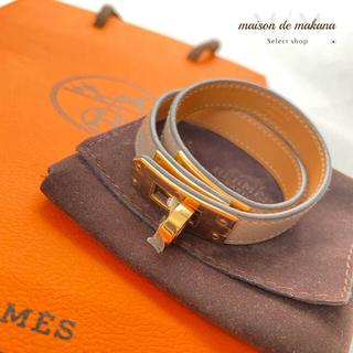 エルメス(Hermes)の値下げ❤新同 HERMES エルメス ケリー ブレスレット ドゥブルトゥール(ブレスレット/バングル)