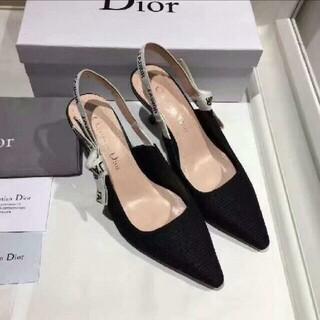 Christian Dior - 美品Dior ディオール パンプス