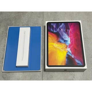 Apple - iPad pro 11インチ 128GB  pencil folio セット