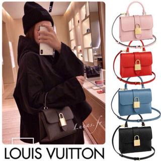 LOUIS VUITTON - 【新品未使用】ルイヴィトン ロッキーBB 2way ショルダーバッグ