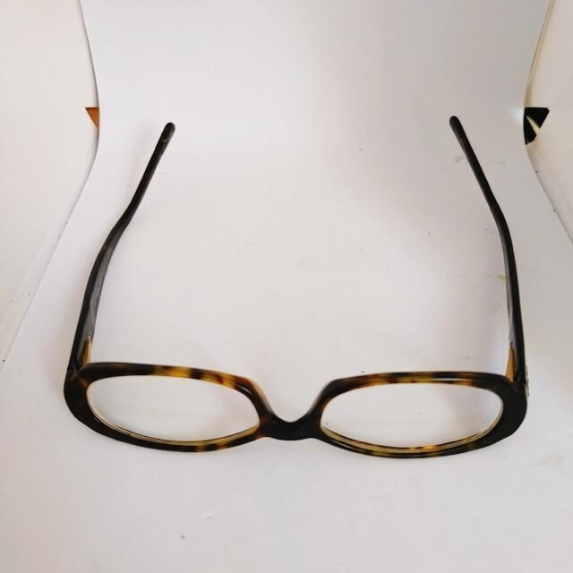 PRADA(プラダ)の【正規品】PRADA 度入りメガネ セルフレーム ブラウン イタリア サングラス メンズのファッション小物(サングラス/メガネ)の商品写真