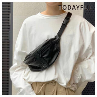 TODAYFUL - TODAYFUL トゥデイフル Leather Waist Pouch