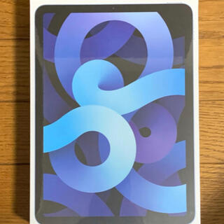 アイパッド(iPad)のiPad Air4 64GB  wifiモデル スカイブルー(タブレット)