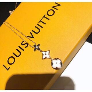 LOUIS VUITTON - Louis Vuitton  ルイ·ヴィトン  ネックレスT64