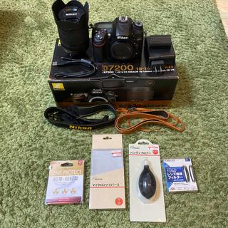 Nikon - NikonD7200 18-140VR KIT