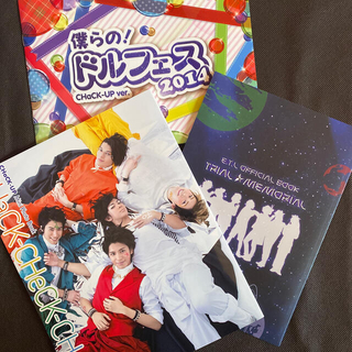 CHaCK-UP★フォトブックセット(アート/エンタメ)