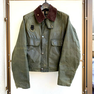 Barbour - 1994年製 Barbour spey バブアー スペイ