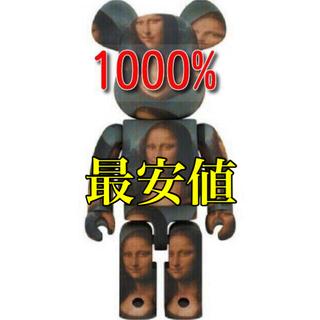 メディコムトイ(MEDICOM TOY)のBE@RBRICK モナリザ Mona Lisa 1000% (その他)