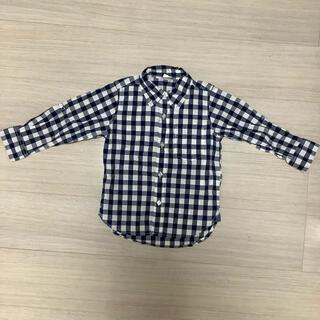 babyGAP - baby gap  チェックシャツ 100cm
