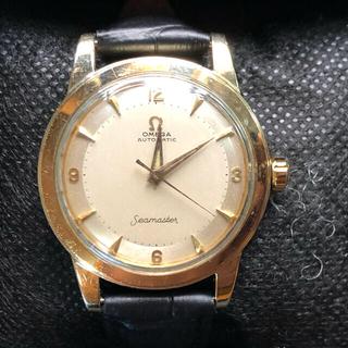 オメガ(OMEGA)のOMEGA 自動巻きシーマスター 14K GOLD FIELLDアンティーク(腕時計(アナログ))
