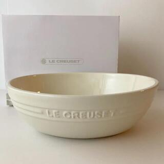 LE CREUSET - 新品⭐️ LE CREUSET ル・クルーゼ オーバルボウル (大)30cm