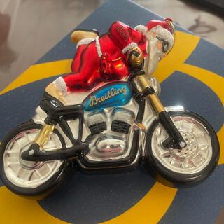 ブライトリング(BREITLING)の希少!!クリスマス サンタ BREITLING ブライトリング ノベルティ!!(ノベルティグッズ)