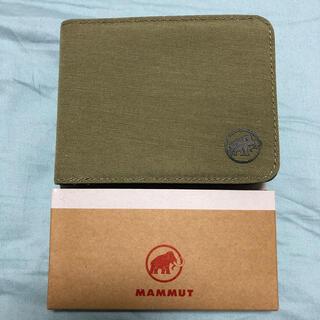 Mammut - マムート 財布 ジップ ウォレット 小銭