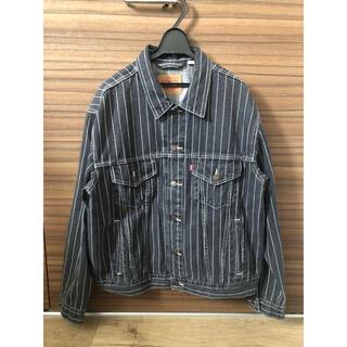 Supreme - Supreme Levi's Pinstripe Trucker Jacket