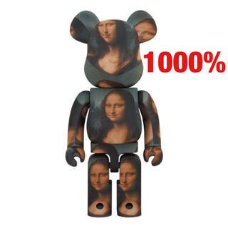 メディコムトイ(MEDICOM TOY)のBe@rbrick Leonard Vinci Mona Lisa 1000%(その他)