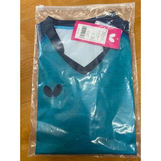 バタフライ(BUTTERFLY)のバタフライ レイジュアシャツ(卓球)