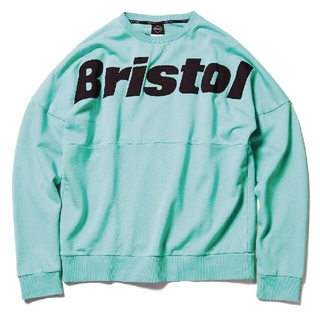 F.C.R.B. - F.C.Real Bristol BIG LOGO LIGHT BLUE L