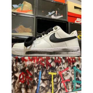 ナイキ(NIKE)のPeaceminusons × Nike AirForce1 Paranoise(スニーカー)