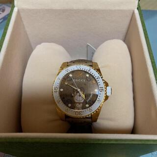 グッチ(Gucci)のGUCCI ドラえもんコラボ時計 フォロー割あり✌️(腕時計(アナログ))