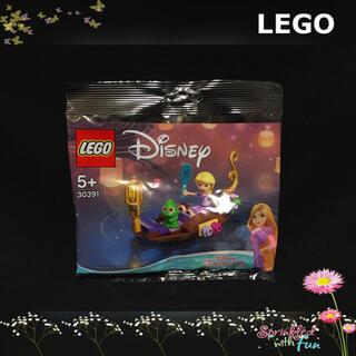 Lego - LEGO ディズニー ラプンツェル パスカル
