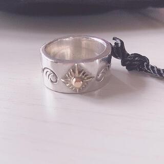 アリゾナ(ARIZONA)のリング 指輪 シルバーとK18 10号 アリゾナ(リング(指輪))