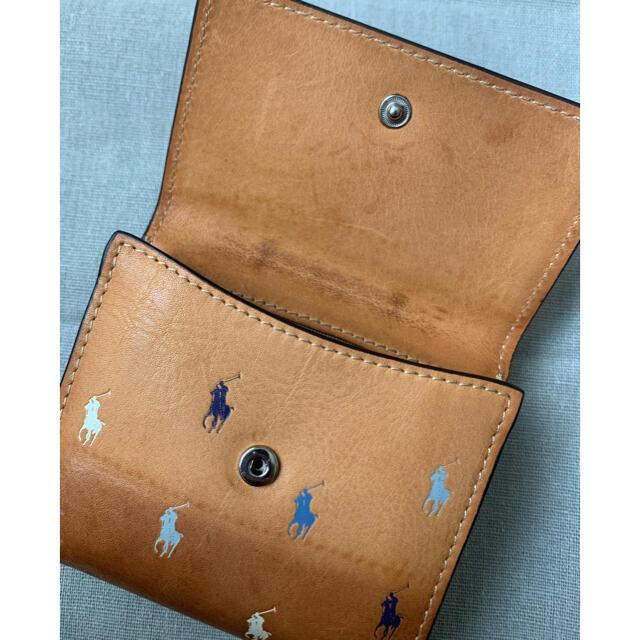 POLO RALPH LAUREN(ポロラルフローレン)のラルフローレン 二つ折り財布 メンズのファッション小物(折り財布)の商品写真