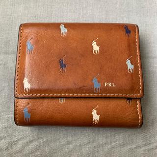 POLO RALPH LAUREN - ラルフローレン 二つ折り財布