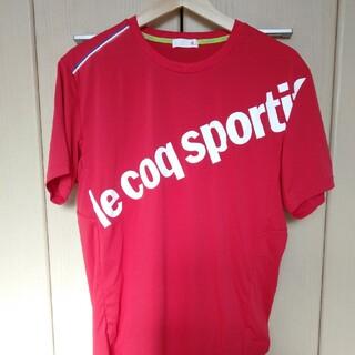 ルコックスポルティフ(le coq sportif)のルコック ゲームシャツ メンズL(ウェア)
