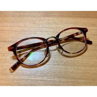 ユナイテッドアローズ(UNITED ARROWS)のKaneko Optical (金子眼鏡) ウェリントン メガネ(サングラス/メガネ)