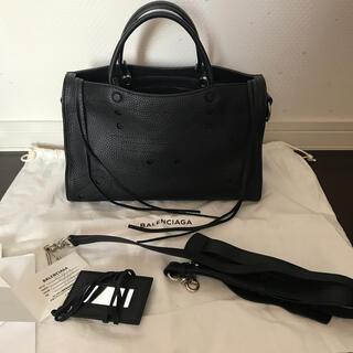 バレンシアガバッグ(BALENCIAGA BAG)のバレンシアガ ブラックアウトS 新品未使用(ハンドバッグ)