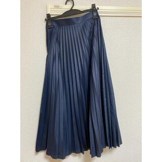 ユナイテッドアローズ(UNITED ARROWS)のプリーツスカート(ロングスカート)