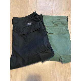 Supreme - W30inc Supreme Cargo Pant Olive Black