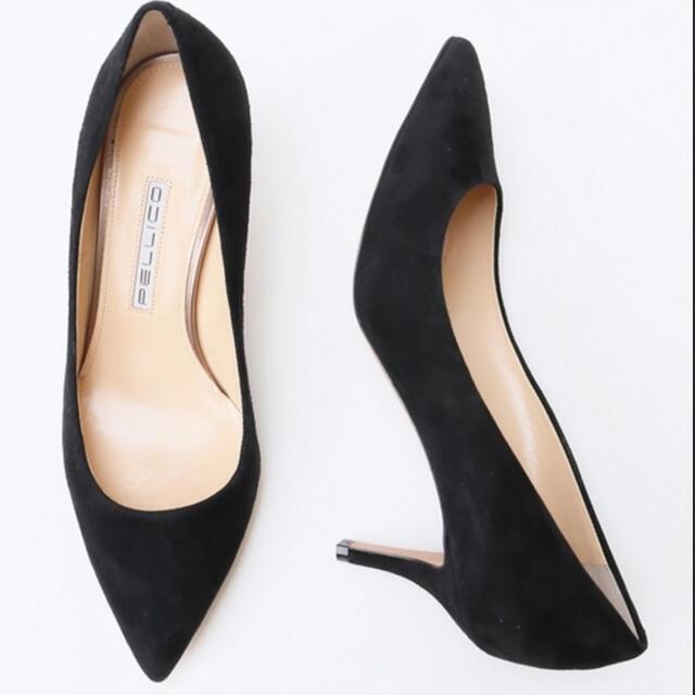 PELLICO(ペリーコ)の新品!plage PELLICO DECOLTE 6.5cm レディースの靴/シューズ(ハイヒール/パンプス)の商品写真
