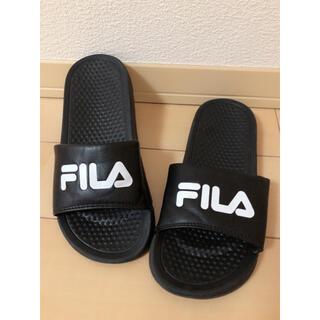 フィラ(FILA)のWEGO♡FILAスリッパ(サンダル)