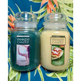 Yankee  Candle 2種類 Lサイズ