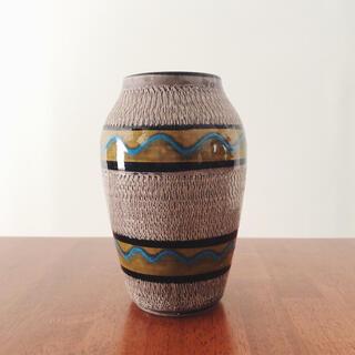 ACTUS - 西ドイツ Bay Keramik ヴィンテージ 花瓶 fatlava