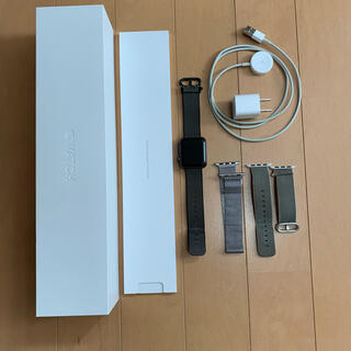 Apple Watch - Apple Watch series2 38mm GPS A1757