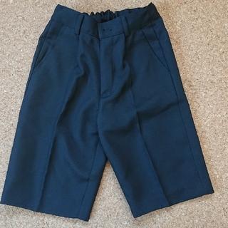ニシマツヤ(西松屋)の男の子卒園・入学  フォーマル黒ズボン  size140(ドレス/フォーマル)