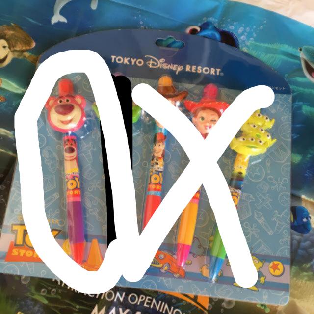 トイ・ストーリー(トイストーリー)のトイストーリー ボールペン エンタメ/ホビーのおもちゃ/ぬいぐるみ(キャラクターグッズ)の商品写真