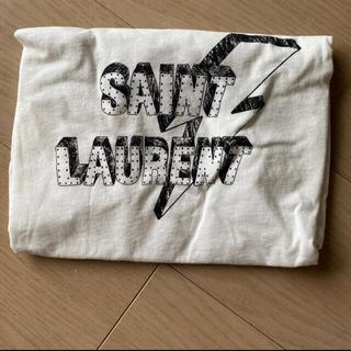 サンローラン(Saint Laurent)の新品未使用 イヴサンローラン Tシャツ(Tシャツ(半袖/袖なし))