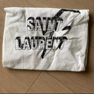 Saint Laurent - 新品未使用 イヴサンローラン Tシャツ