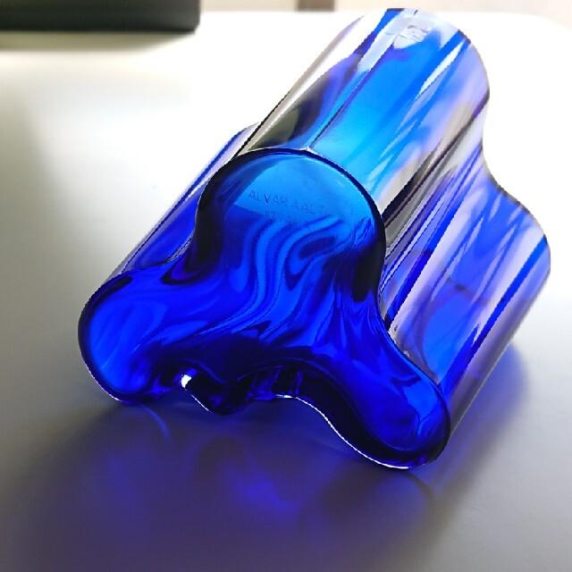 iittala(イッタラ)のiittala イッタラ ALVAR AALTO サヴォイ ベース 95mm インテリア/住まい/日用品のインテリア小物(花瓶)の商品写真