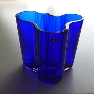 イッタラ(iittala)のiittala イッタラ ALVAR AALTO サヴォイ ベース 95mm(花瓶)