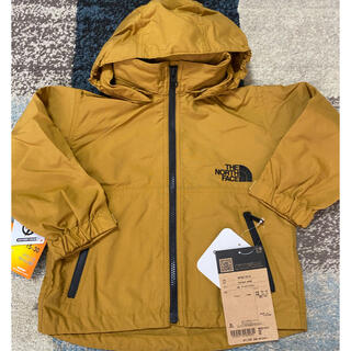 THE NORTH FACE - 新品★ノースフェイス コンパクトジャケット キッズ 90★